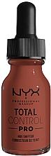 Parfumuri și produse cosmetice Bază pentru schimbarea tonului - NYX Professional Total Hue Shifter Drop Foundation