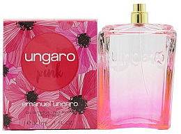 Parfumuri și produse cosmetice Ungaro Pink - Apă de parfum