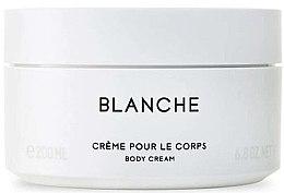 Parfumuri și produse cosmetice Byredo Blanche - Cremă de corp