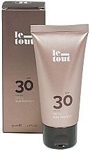 Parfumuri și produse cosmetice Cremă cu protecție solară pentru față SPF 30 - Le Tout Facial Sun protect