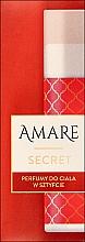 Parfumuri și produse cosmetice Mist pentru corp - Pharma CF Amare Secret