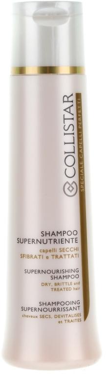 Șampon pentru păr uscat - Collistar Supernourishing Shampoo — Imagine N4