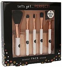 Parfumuri și produse cosmetice Set pensule machiaj - Cosmetic 2K Let S Get Perfect Brushes Set