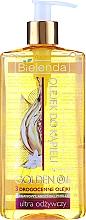 Parfumuri și produse cosmetice Ulei nutritiv de duș - Bielenda Golden Oils