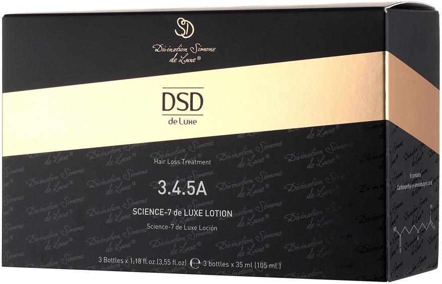 Loțiune Science-7 De Luxe N 3.4.5 A - Divination Simone De Luxe Science-7 DeLuxe Lotion — Imagine N3