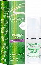 Parfumuri și produse cosmetice Cremă pentru zona ochilor - Collagena Naturalis Repair Eye Cream