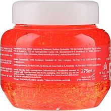 Gel de păr, cu fixare ultra-puternică - Kallos Cosmetics Extra Strong Hold Styling Gel — Imagine N2