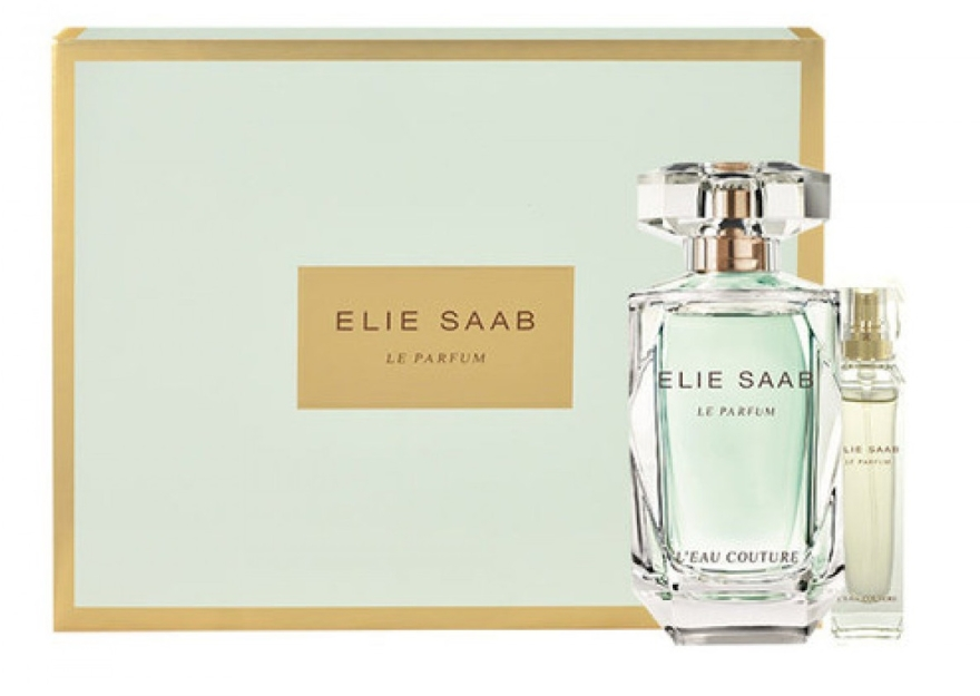 Elie Saab L'Eau Couture - Set (edt/50ml + edt/10ml) — Imagine N1