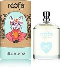 Parfumuri și produse cosmetice Roofa Cool Kids Egypt Girl Leila - Apă de toaletă