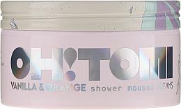 "Parfumuri și produse cosmetice Mousse de duș ""Vanilla orange"" - Oh!Tomi Dreams Vanilla Orange Shower Mousse"