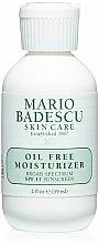 Parfumuri și produse cosmetice Cremă hidratantă de față - Mario Badescu Oil Free Moisturizer Broad Spectrum SPF 17