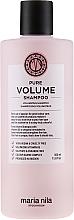 Parfumuri și produse cosmetice Șampon pentru volumul părului - Maria Nila Pure Volume Shampoo