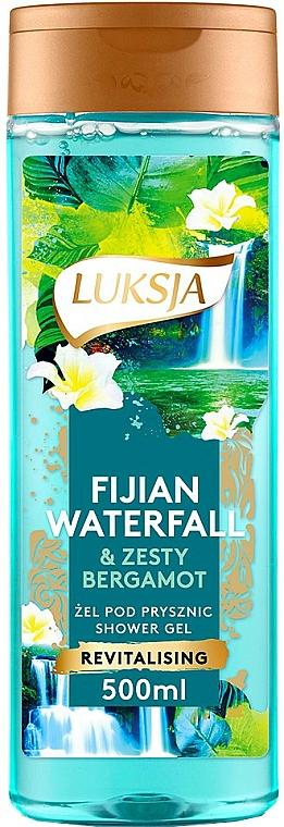 Gel de duș - Luksja Fijian Waterfall Shower Gel