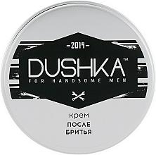 Parfumuri și produse cosmetice Cremă după ras - Dushka