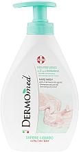 """Parfumuri și produse cosmetice Cremă-săpun """"Dezinfectant"""" - Dermomed Sanitizing Liquid Soap"""