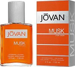 Parfumuri și produse cosmetice Jovan Musk For Men - Loțiune după ras