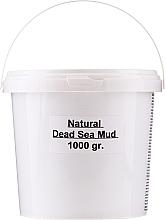 Parfumuri și produse cosmetice Mască naturală de noroi din Marea Moartă pentru față și corp - Yofing Natural Dead Sea Mud Mask