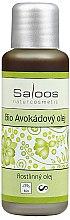 Parfumuri și produse cosmetice Ulei de avocado - Saloos Bio Avocado Oil