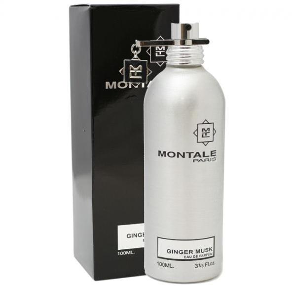 Montale Ginger Musk - Apă de parfum — Imagine N4