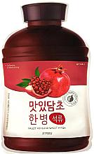 """Parfumuri și produse cosmetice Mască de față """"Rodie"""" - A'Pieu Fruit Vinegar Sheet Mask Pomegranate"""