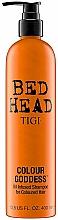 Parfumuri și produse cosmetice Șampon pentru păr vopsit - Tigi Bed Head Colour Goddess Oil Infused Shampoo