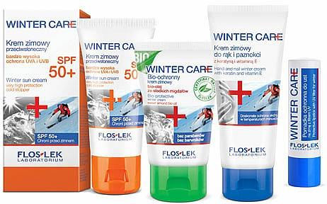 Cremă de iarnă Bio protectoare - Floslek Winter Care Bio-protective Cream For Winter — Imagine N2