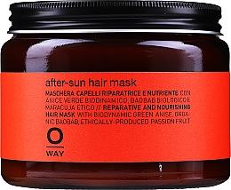 Parfumuri și produse cosmetice Mască de păr - Rolland Oway Sunway