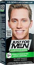 Parfumuri și produse cosmetice Șampon nuanțator pentru bărbați, fără amoniac - Just For Men Coloring Shampoo