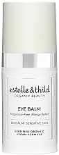 Parfumuri și produse cosmetice Balsam pentru zona ochilor - Estelle & Thild BioCalm Eye Balm