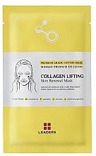 Parfumuri și produse cosmetice Mască de față - Leaders Collagen Lifting Skin Renewal Mask