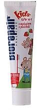 """Parfumuri și produse cosmetice Pastă de dinți pentru copii """"Merry Mouse"""" - BioRepair Junior Topo Gigio Cartoon"""
