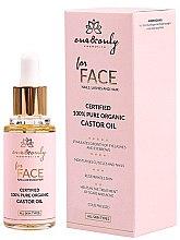 Parfumuri și produse cosmetice Ulei pentru păr - One&Only Cosmetics For Face Nails Eyelashes Hair 100% Pure Certified Castor Oil