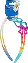 Parfumuri și produse cosmetice Cerc de păr, 27123, multicolor - Top Choice