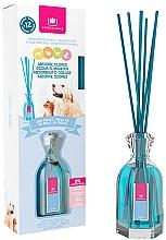 """Parfumuri și produse cosmetice Difuzor aromatic împotriva mirosului animalelor de companie """"Aer curat"""" - Cristalinas Reed Diffuser"""