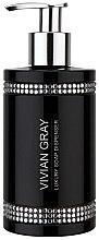 Parfumuri și produse cosmetice Săpun lichid - Vivian Gray Black Crystals Soap