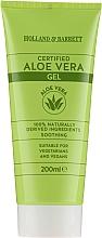 """Parfumuri și produse cosmetice Gel de duș """"Aloe vera"""" - Holland & Barrett Certified Aloe Vera Gel"""