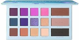 Parfumuri și produse cosmetice Paleta cieni do powiek - Moira You're Berry Cute Pressed Pigments Palette