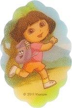 Parfumuri și produse cosmetice Burete de baie pentru copii, 169-4 - Suavipiel Dora Bath Sponge