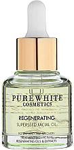Parfumuri și produse cosmetice Ulei de față - Pure White Cosmetics Regenerating Superseed Facial Oil