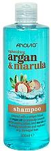 Parfumuri și produse cosmetice Șampon cu ulei de argan și marula  - Anovia Shampoo Argan & Marula