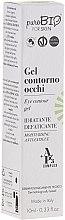 Parfumuri și produse cosmetice Gel pentru zona din jurul ochilor - PuroBio Cosmetics Eye Contour Gel