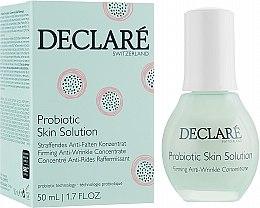 Parfumuri și produse cosmetice Concentrat pentru față - Declare Probiotic Skin Solution Firming Anti-Wrinkle Concentrate