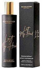 Parfumuri și produse cosmetice Makeup Revolution Beauty London Lost My Head - Spray de aromă pentru casă