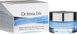 Parfumuri și produse cosmetice Cremă de față - Dr Irena Eris Aquality Hyper-Hydrating Recovery Cream