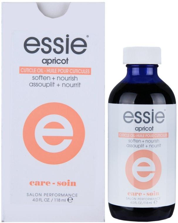 Ulei pentru cuticule - Essie Apricot Cuticle Oil — Imagine N1