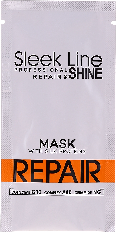 Mască de păr - Stapiz Sleek Line Repair Hair Mask (mostră)