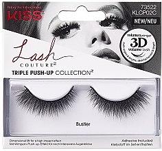 Parfumuri și produse cosmetice Gene false - Kiss Lash Couture Triple Push Up False Collection Bustier