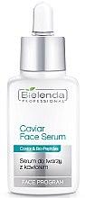 Parfumuri și produse cosmetice Ser facial cu caviar - Bielenda Professional Program Caviar Face Serum