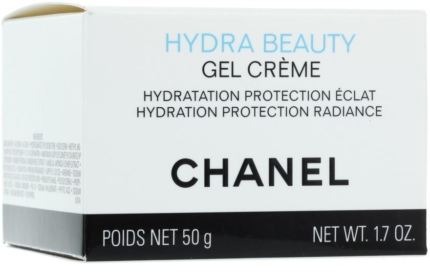 Cremă gel hdratant pentru față - Chanel Hydra Beauty Gel Creme — Imagine N1