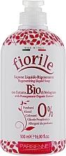 "Parfumuri și produse cosmetice Săpun lichid ""Rodie"" - Parisienne Italia Fiorile Pomergranate Liquid Soap"